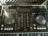 Pioneer Xdj - RX All in One Dj Controller + Swan Flight Case