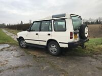 Discovery 2.5 tdi 4x4 good runner quick sale