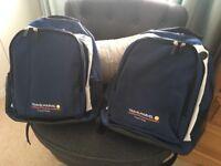A pair of Brand New Travelmarvel Back Packs