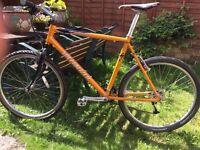 "Specialized Hardrock Mountain Bike 19"" Aluminium Frame"