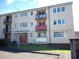 MODERN, SPACIOUS 2 BED TOP FLOOR FLAT, AVAILABLE NOW - STIRLING DRIVE, LINWOOD