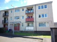 MODERN, SPACIOUS 2 BED TOP FLOOR FLAT, AVAILABLE MID DECEMBER 2016 - STIRLING DRIVE, LINWOOD