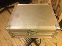 Technics turntable flight case