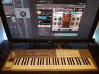 Novation X Station 61, Keyboard Synthesiser & Audio Interface
