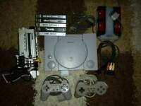 Playstation 1. Ps1 bundle