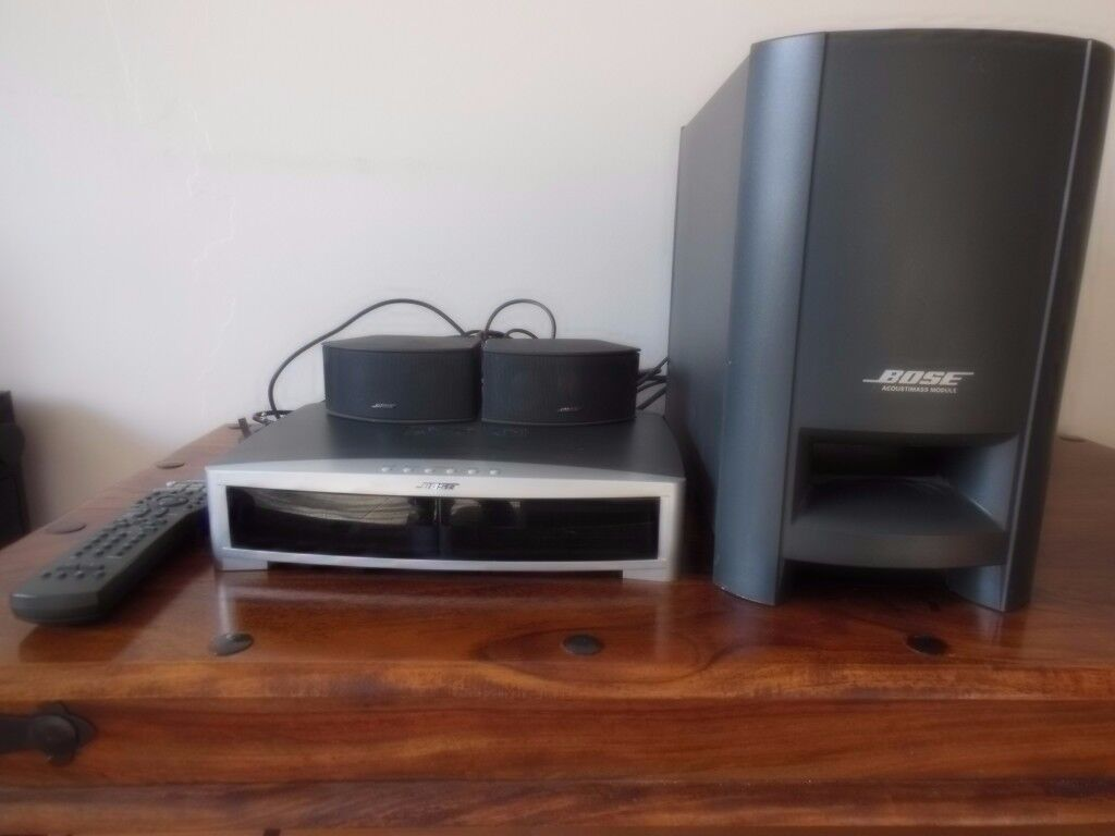 Bose 321 GS Series 11 Home Theater System.Good Working Order.