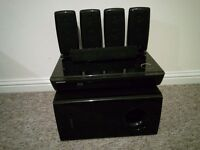 Samsung Blu-ray Home Cinema System HT-BD1250 (very good condition)
