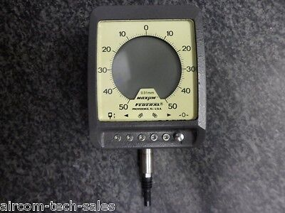 Mahr Federal Maxum Dei-15121d Digital Indicator Snap Gage Bore Inspection Meter