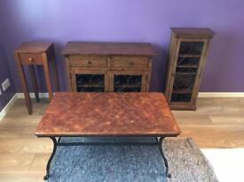Oak Living Room Furniture Package - The Pier