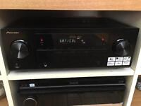 Pioneer VSX-422 - 5.1 Channel - 130W AV Receiver