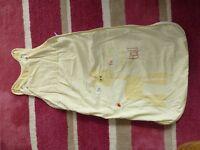 Mothercare brand grobag type sleeping bag - 2.5 tog 6-18 months - suit boy or girl