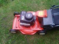LIGHTWEIGHT PETROL LAWNMOWER