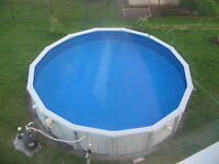 Swimming Pool - disassemble already