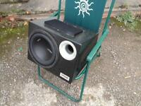Vibe CRB 10 Active Subwoofer