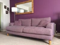 Sofa OAK Furniture Land
