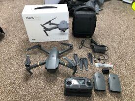 DJI Mavic Pro - 4K Drone with Accessories