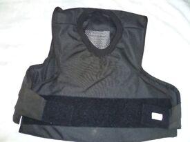 Heavy padded vest