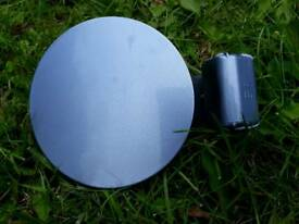 KIA PICANTO 2006 Petrol Fuel Tank Flap Cover In Blue