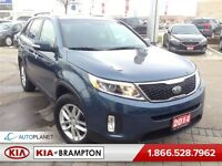 2014 Kia Sorento BLUETOOTH SIRIUS HEATED SEATS ALLOYS