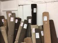 Carpets job lot