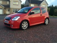 *** citreon c2 vts 2008 half service swap px car van ***