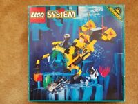 LEGO System Aquazone Aquanaut Crystal Explorer Sub - 6175