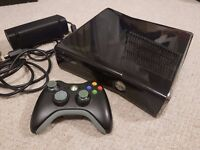 Xbox 360 Slim 250Gb - Boxed, Working and Great Condition
