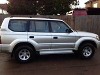 Toyota Land Cruiser. LOW MILES, VX model in stunning condition.