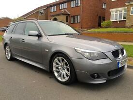 08 520d M-SPORT AUTO 195k f/s/h DRIVES PERFECT! *PLEASE NOTE NO OFFERS*