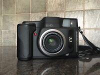 Fuji GA645 Medium Format film camera.