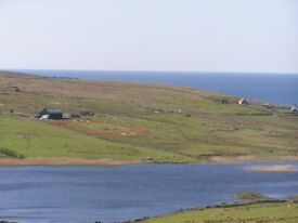 Land with Planning Permission in Assynt (near Lochinver)
