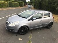 VAUXHALL CORSA 1.2 5 DOOR MOT'D ALLOY WHEELS TINTED WINDOWS AUX CHEAP CAR! BARGAIN!!