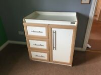 Mamas and Papas Changing table/ Unit