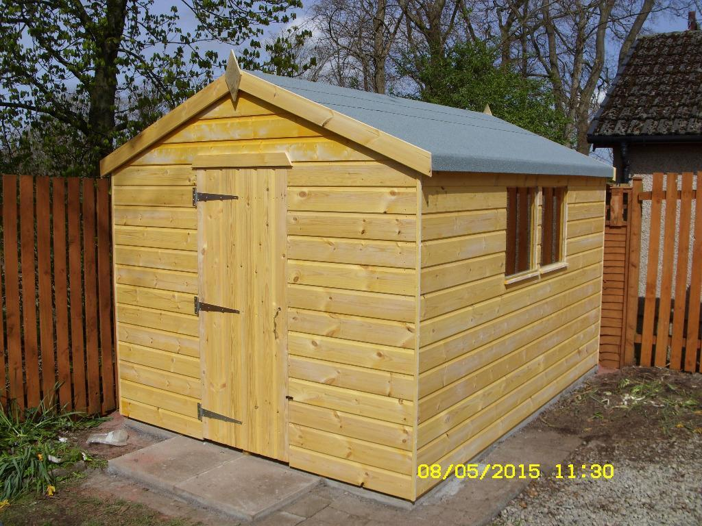sheds lanarkshire by high quality custom built garden buy sale and trade ads - Garden Sheds Glasgow