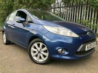 Ford Fiesta Zetec 1.4 Diesel Year Mot No Advisorys Drives Great Cheap To Run And Insure !