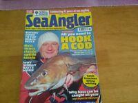 FREE ( Sea Angler ) Magazines FREE