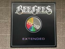 Bee Gees Extended Edition 12 inch vinyl