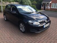 Volkwagen Golf 2.0 TDI Bluemotion Hatchback DSG 5dr