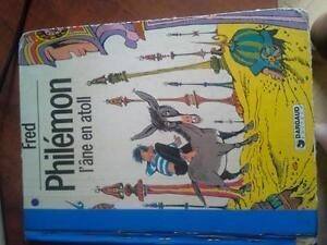 bande dessinee Philemon