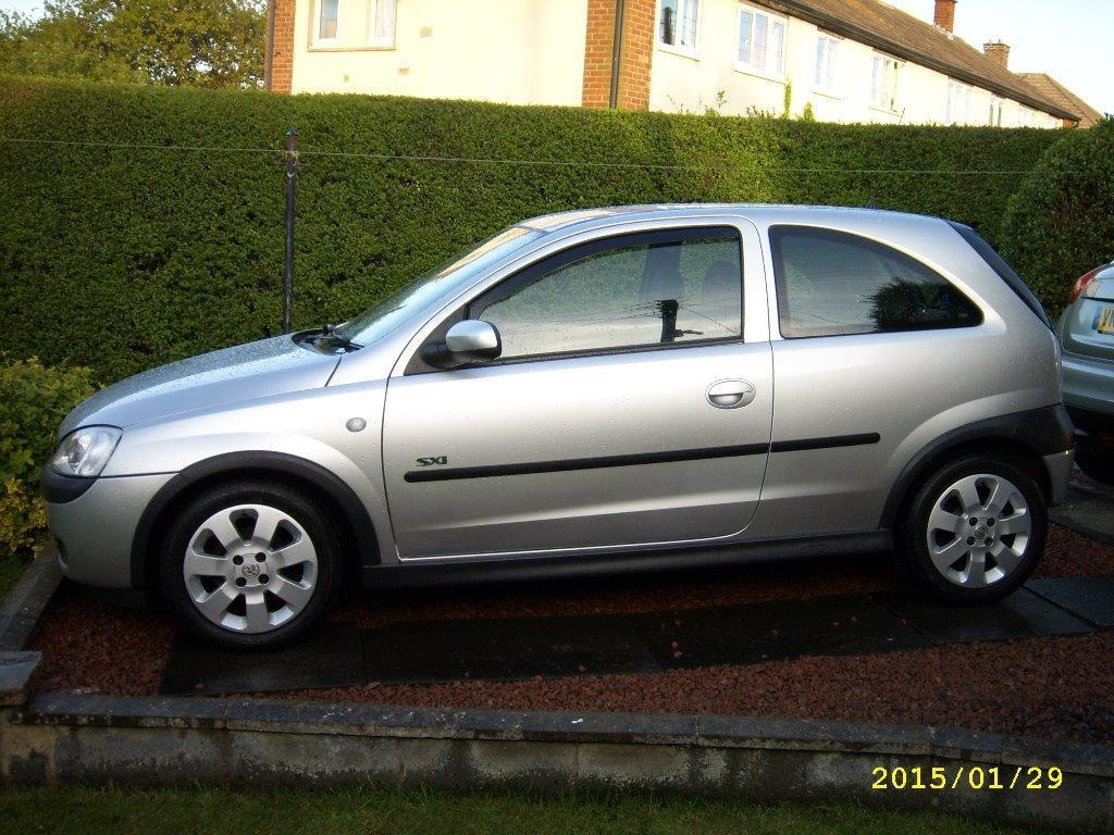 vauxhall corsa 1 2 sxi 16v in morpeth northumberland gumtree. Black Bedroom Furniture Sets. Home Design Ideas