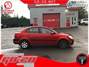 2007 KIA Rio AUTOMATIQUE GARANTIE UN AN INCLUS
