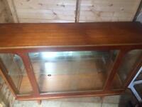 Gplan style mirrored sideboard