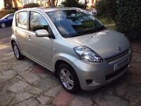 Daihatsu sirion 1.3 5door, better than, yaris, corsa, micra , jazz, fiesta, ka.