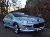 **DIESEL**Peugeot 407 X-Line HDI **EXCELLENT CONDITION**