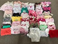 Newborn - 3m Girls Clothes