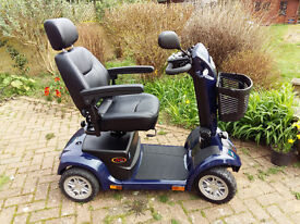 Apex Spirit Mobility Scooter. 18 months old. Excellent Condition.