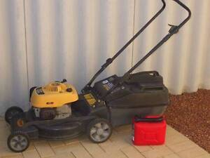 LAWN MOWER - TALON 4 STROKE MODEL AM3050 WITH GRASS CATCHER Quinns Rocks Wanneroo Area Preview