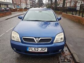 !*!*! VAUXHALL VECTRA 2.2 AUTO QUICK SALE !*!*!