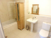 Mobel Solid Oak Bathroom Cabinet