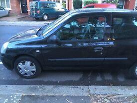 3 door Renault Clio sun roof mint condition